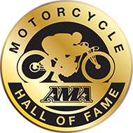 AMA Motorcycle Hall of Fame Logo